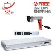 Polycom RealPresence Group 300 W/ Acoustic Cam - 1080p & Skype Options Loaded