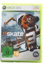 Skate 3 (Microsoft Xbox 360) Spiel in OVP - GUT