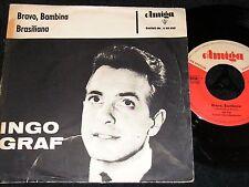 INGO GRAF Bravo, Bambina & Brasiliana / DDR SP 1964 AMIGA 450459