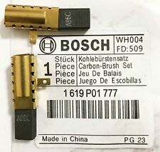 Genuine Bosch Carbon Brushes pair for GBH 200 SDS 11258VSR SDS Drill S33