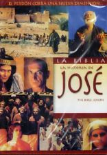 La Historia De Jose DVD Pelicula Cristiana Serie LA BIBLIA NEW
