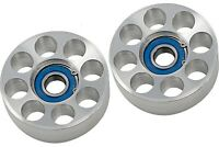 Steeda Two Piece Billet Aluminum Idler Pulley Kit For 2005-2010 Ford Mustang