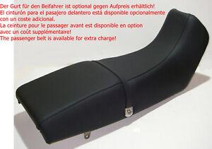 SITZBEZUG SITZBANK BEZUG für Sitzbank seat cover Kawasaki KLE 500