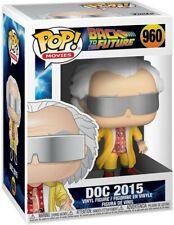 Funko - POP Movie: Back To The Future - Doc 2015 Brand New In Box
