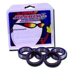 Honda CRF450 X Rear Wheel Bearings & Bearing Seals Kit, By AllBalls Racing