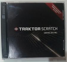 Native Instruments Traktor Scratch Control Disc MK2 CD der Kontrolle Timecode