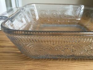 The Pioneer Woman Patterned Glass Baking Dish 2L Oven To Table Use 20cm X 20cm