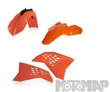 KIT PLASTICHE ACERBIS KTM EXC F 125 250 300 400 450 530 2008 2009 2010 2011 ARAN