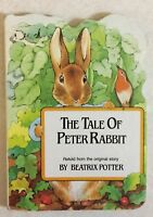 The Tale Of Peter Rabbit Book (Board Book) 1988