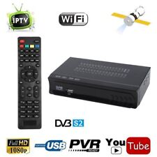 2018 Mini FTA HD AC3 DVB-S2 Digital Satellite Receiver Tuner Youtube WIFI SK