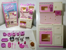 Barbie Cucina Kochcenter (Cooking Centre) Mattel 4777 Wohnwelt - 1987 RARA