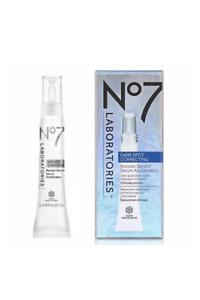No.7 Laboratories Dark Spot Correcting Booster Serum 15ml Clinically Proven -New