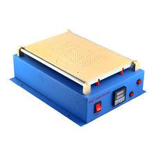 Blue 500W Built-in Vacuum Pump Machine 14 Inch LCD Screen Separator Machine