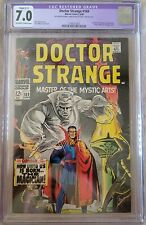Doctor Strange #169 CGC FN/VF 7.0 Off White to White 1st Solo Title!