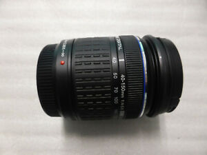 Olympus Zuiko Digital 40-150mm f/4-5.6 ED Lens for Four/Thirds Mount, Excellent
