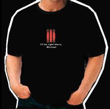 Knight Rider Kitt retro 80s tv T Shirt