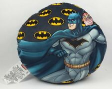 "DC Comics Justice League Batman Round Pillow 12"" New"