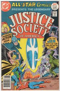 All Star Comics #66  VF+ 8.5  1977 DC