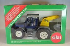 Siku 1/32 No.3456 Fendt Xylon Traktor mit Seilwinde OVP #359