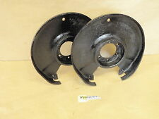 Caliper Holders Backing Plates Solid Type K5 K Chevy Dana 44 1/2 Ton 6 Lug 1 set