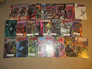 Deathblow Set #2-25 26 Books Total NM 9.4 Image 1993 See My Store