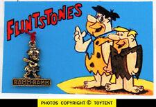 Flintstones Bamm-Bamm metal charm Hanna-Barbera