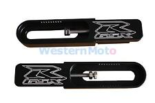 Aftermarket swingarm extensions kits 2011 2012 2013 Gsxr 600/750 11-13  No Chain