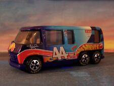 Hot Wheels GMC Palm Beach Motorhome #44 Racing Coach fresh from package K