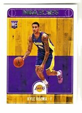 2017-18 Panini Hoops #277 KYLE KUZMA RC Rookie Los Angeles Lakers QTY AVAILABLE