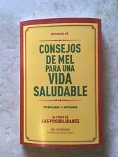 Consejos de Mel para una Vida Saludable (2011, Paperback) by Mel Zuckerman