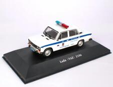 Atlas Editions - Lada (VAZ) 2106 - (1976 Russia) 'Police Cars' Model Scale 1:43