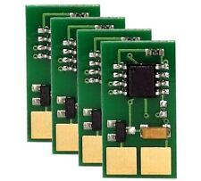 4 Toner Chip for Lexmark 64015HA 64015SA 64035HA T640 T642 T644 Series - Refill