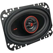 """CERWIN-VEGA MOBILE H746 HED Series 2-Way Coaxial Speakers 4"""" x 6"""", 275W"""