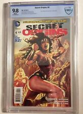Secret Origins #6 CBCS 9.8 Bermejo Cover
