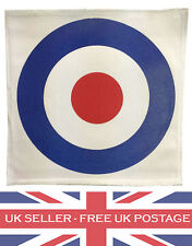 RAF Air Force Target Bullseye 60s Britain Mod Music The Who Cloth Fabric Patch