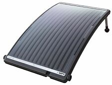 GAME 4721 SolarPRO Curve Solar Pool Heater for Intex & Bestway Above Ground a...