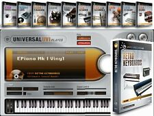 USB UVI Soundcard Vol 5 Retro Keyboards **NEW REDUCED**
