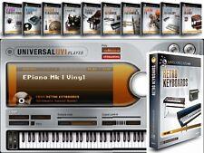 USB UVI Soundcard Vol 5 Retro Keyboards **NEW REDUCED**
