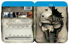GLADIATOR - Ridley Scott  -  STELLBOOK - BluRay -  NEU in Folie (774)
