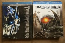 Transformers: Revenge of the Fallen (2-Disc Blu-ray, 2009)