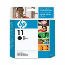 HP 11 Printhead Black