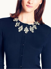 """Kate Spade """"Steal the Spotlight"""" statement necklace huge crystal show stopper!"""