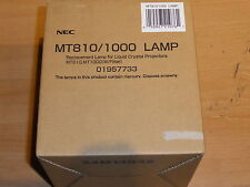 Projector Lamp for NEC MT-810 / MT-1000 / Partnumber 50015492 ***GENUINE***