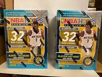 2019-20 Panini NBA Hoops Premium Stock Blaster Box Inaugural Edition! LOT (2)!