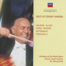 George Solti - Solti At Covent Garden [New CD] Australia - Import