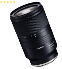 Tamron 28-75mm 2,8 di III rxd emount plenamente formato Sony Alpha a7 III a9 garantía