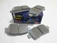 Set 4 Pills Front Brake Pads Set 4 Corolla