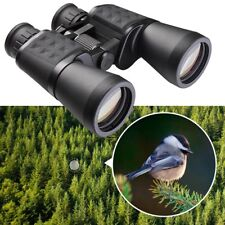 Wide Angle 10-50x Zoom Hd Binoculars Telescope Waterproof Travel Birdwatching