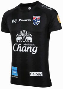 100% Official Thailand National Football Soccer Team Jersey Player Training