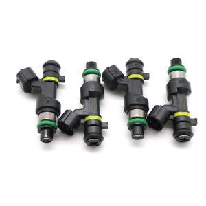 FBY2850 4pcs Fuel Injectors For Nissan Versa Cube Sentra NV200 07-14 16600-EN200
